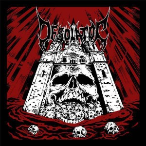 DESOLATOR (SWE) - Unearthly Monument CD