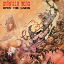 MANILLA ROAD - Open The Gates CD
