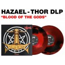 HAZAEL - Thor 2LP (Blood of the Gods Vinyl)