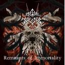 ETERNAL SOLSTICE - Remnants of Immortality LP (Orange w/black)