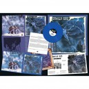 MANILLA ROAD - Invasion LP (BLUE)