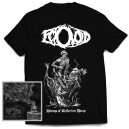 ECTOVOID - Dark Abstraction BUNDLE (CD+TS M)