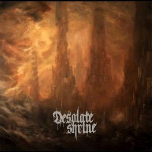 DESOLATE SHRINE - Tenebrous Towers CD