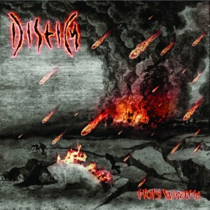 Diseim - Holy Wrath CD