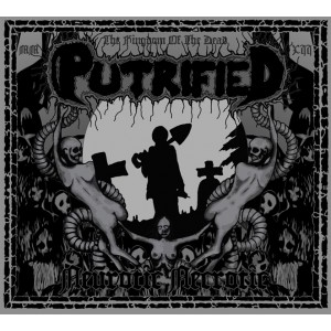 PUTRIFIED - Neurotic Necrotic DIGIPAK