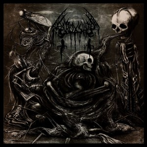 """Paroxsihzem – Abyss of Excruciating Vexes 12"""" LP (SPLATTER)"""