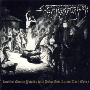 SHEMHAMFORASH - Luciferi Omnis Ysighda with Dolor Ante Lucem Dark Opera CD