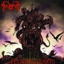 FUNERUS - Festering Earth LP ( Orange vinyl)