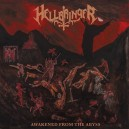HELLBRINGER - Awakened from the Abyss LP (PURPLE)