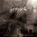 CIANIDE - Death, Doom And Destruction CD
