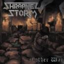 SHRAPNEL STORM - Mother War CD