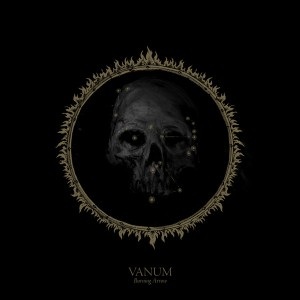 VANUM - Burning Arrow DIGI CD