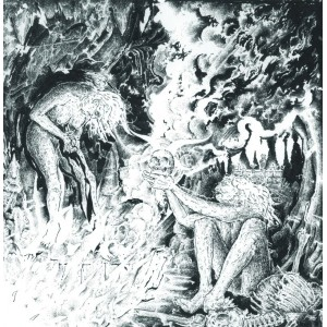 SORTILEGIA - Sulphurous Temple LP (BLACK)