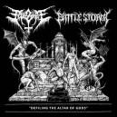 FETID ZOMBIE / BATTLESTORM - Split CD