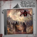 BLACKEVIL - The Ceremonial Fire CD
