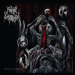 FATHER BEFOULED - Desolate Gods LP (BLACK)