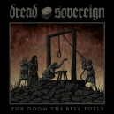 DREAD SOVEREIGN - For Doom the Bell Tolls LP (DARK RED)