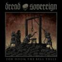 DREAD SOVEREIGN - For Doom the Bell Tolls LP (BLACK)