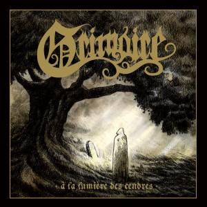 GRIMOIRE - À La Lumière Des Cendres DIGI CD