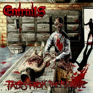 ENTRAILS - Tales From The Morgue CD