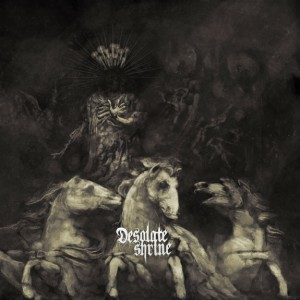 DESOLATE SHRINE - The Heart of the Netherworld CD