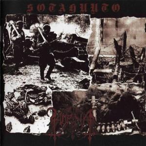 HORNA - Sotahuuto CD