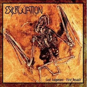 EXCRUCIATION - Last Judgement + Demos CD