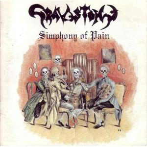 GRAVESTONE - Simphony of Pain + bonus CD