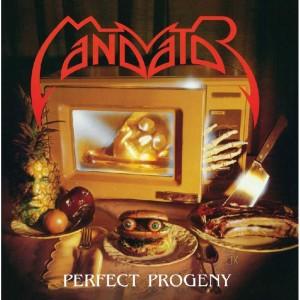 MANDATOR - Perfect Progeny/ Strangled CD