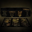VASSAFOR - Invocations Of Darkness 3 x DIGIFILE