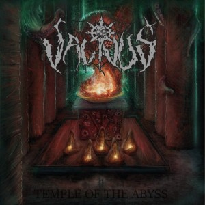 VACIVUS - Temple Of The Abyss CD