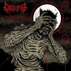The Grotesquery - The Lupine Anathema CD