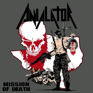 ANIALATOR - Mission of Death CD