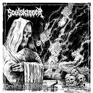 SOULSKINNER - Descent to Abaddon CD