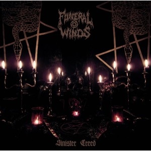 FUNERAL WINDS - Sinister Creed CD