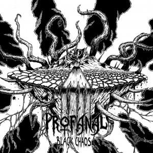 PROFANAL - Black Chaos 12`LP