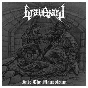 GRAVEYARD - Into the Mausoleum LP