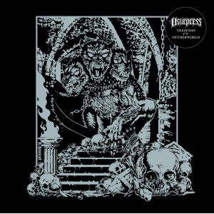 USURPRESS - Trenches Of The Netherworld LP