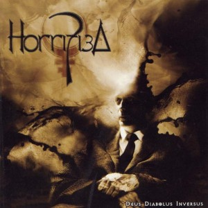 HORRIFIED - DEUS DIABOLUS 2LP (BLACK)