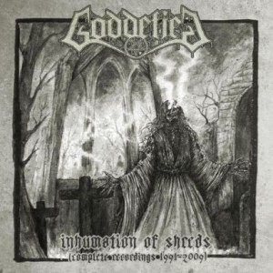GODDEFIED - Inhumation of Shreds (Complete Recordings 1991-2009) 2LP