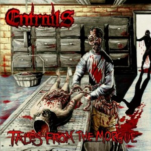 ENTRAILS - Tales From The Morgue 12`LP