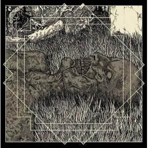 "Mitochondrion/Auroch - In Cronian Hour 7"" EP (Black vinyl)"