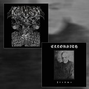 Ellorsith / Mannveira - split LP