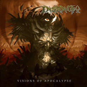 INSANITY - Visions of the Apocalypse LP