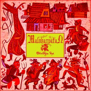 MALOKARPATAN - Stridzie dni LP
