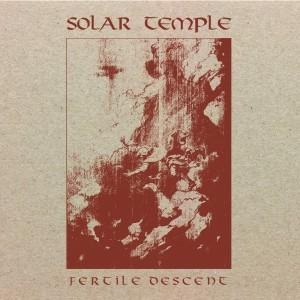 SOLAR TEMPLE - Fertile Descent DIGI CD
