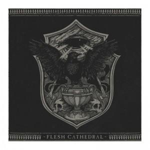 SVARTIDAUDI - Flesh Cathedral 2LP (SMOKE)
