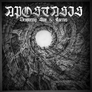 DEVOURING STAR / CAECUS - Split LP