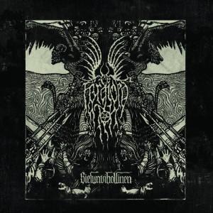 FÖRGJORD - Sielunvihollinen LP (BLACK)