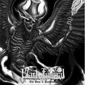 BLACK FUNERAL - The Dust and Darkness LP